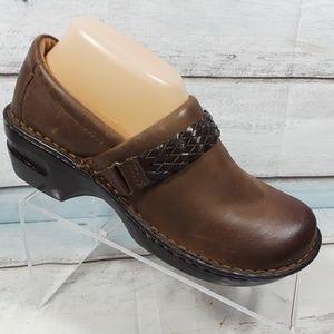 Boc Born Concept Women's Brown Clogs Shoe Size 9.5